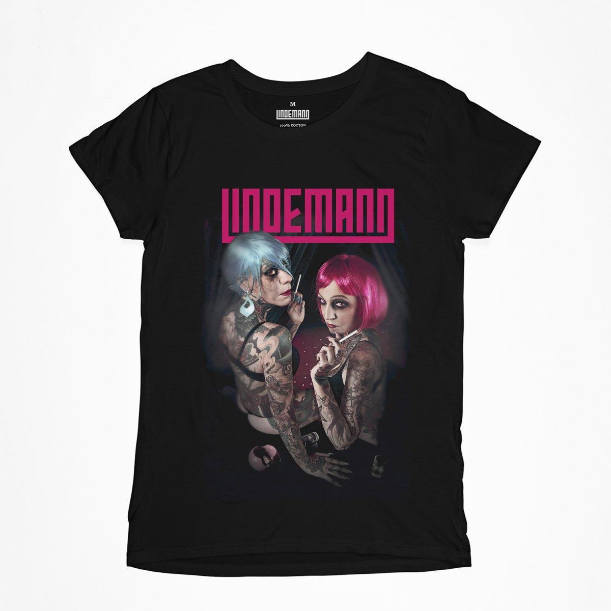 Женская футболка «Lindemann. Ladyboy».