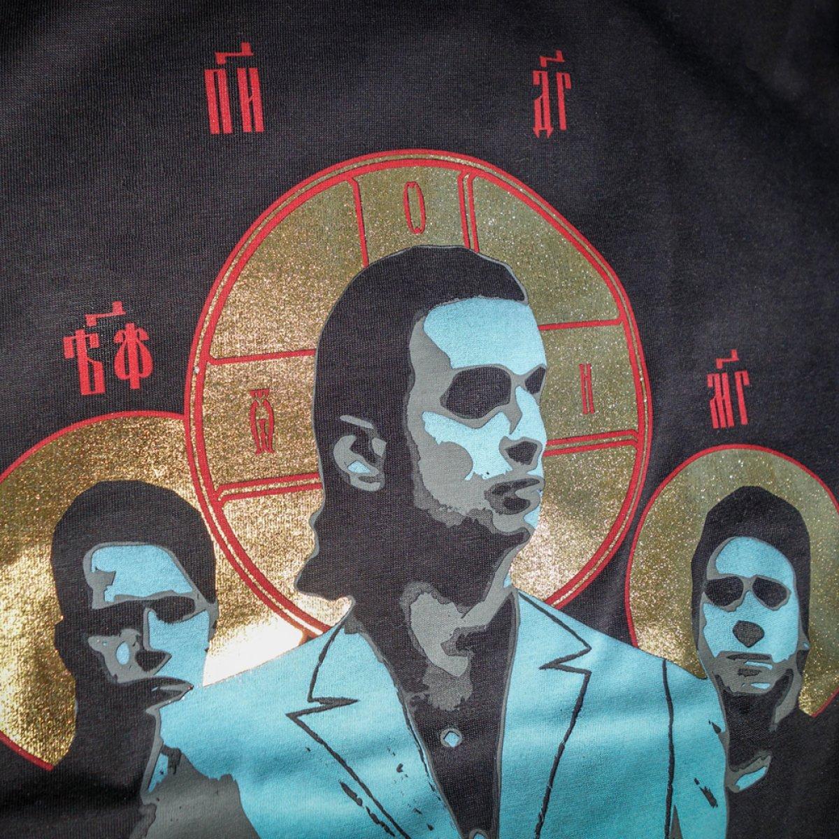 Футболка «Depeche Mode. Holy Trinity»