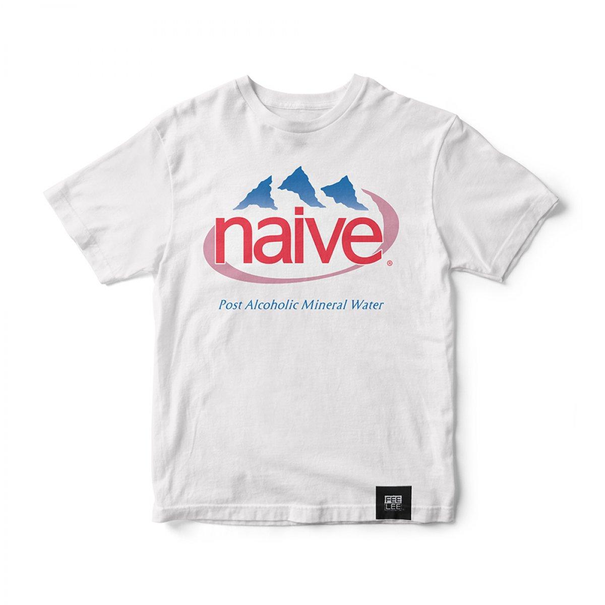 Футболка «Naïve/Evïan»