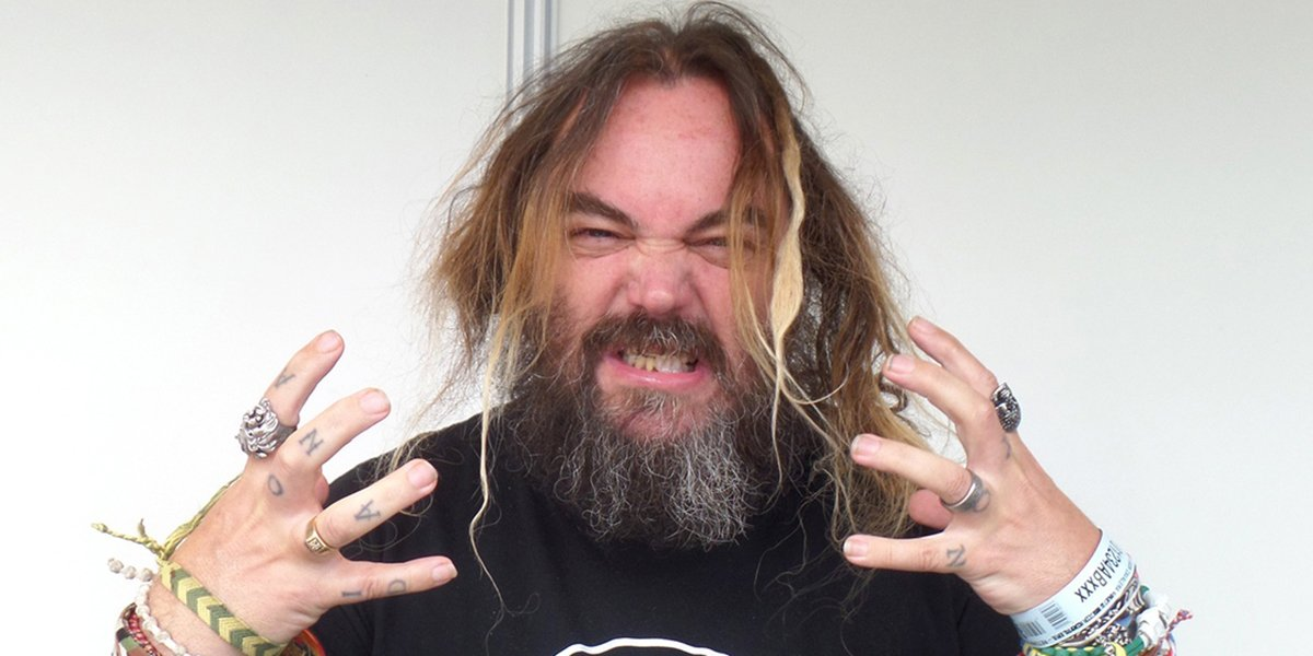 Happy birthday Max Cavalera!