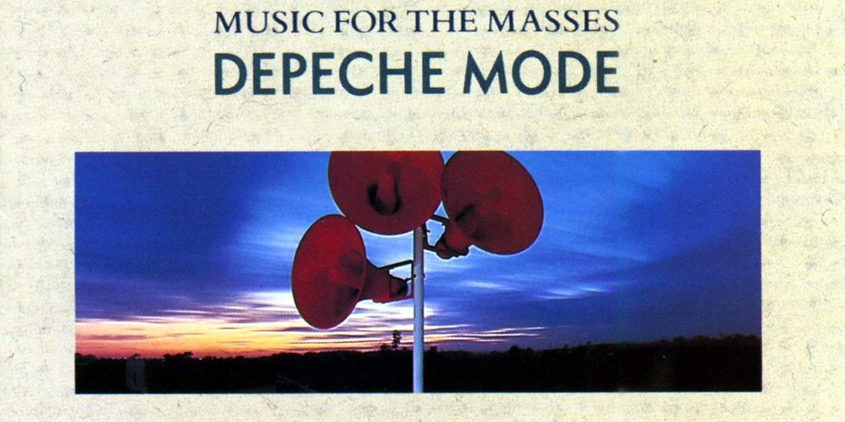 Depeche Mode — Music for the Masses (1987)